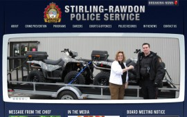 Stirling-Rawdon Police